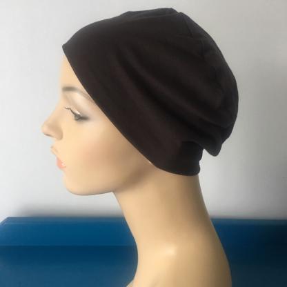 Chocolate sleep cap