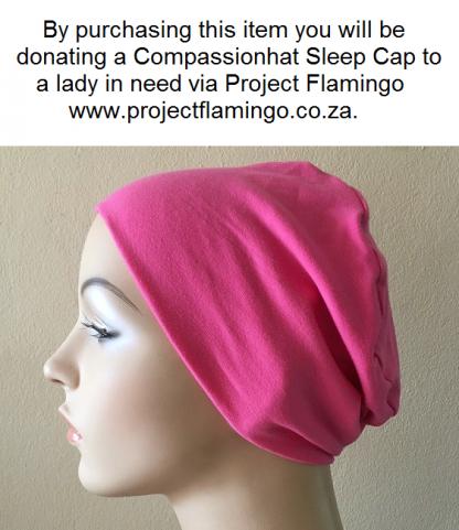 Project Flamingo - Sleep Cap donation-0