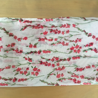 Twigs scarf